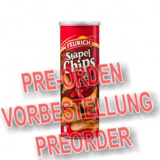 FEURICH - Stapel Chips Chili Geschmack 175g
