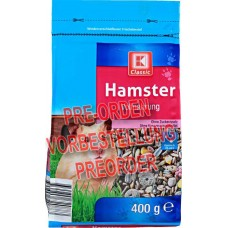 K-CLASSIC - Hamster Vollnahrung 400g