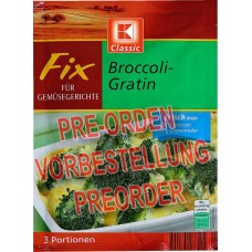K-CLASSIC - Fix für Broccoli-Gratin 40g