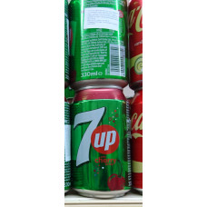 7UP Cherry Limonade Dose 330ml (GB)