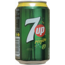 7UP Mojito Limonade Dose 330ml (GB)