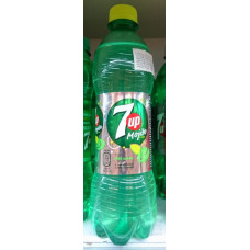 7UP Mojito Zero sugarfree Limonade PET-Flasche 500ml (GB)