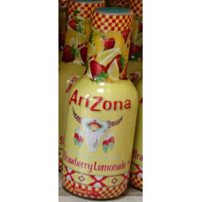 Arizona Strawberry Lemonade 500ml Flasche (A) (24-48h Lieferzeit)