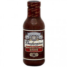 Budweiser - Steak Sauce (rot) Barbecue 300g