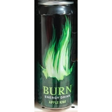 BURN Original Energy Apple Kiwi Drink 500ml Dose (24-48h Lieferzeit)