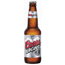 Coors light Beer Bier Flasche 330ml aus den USA