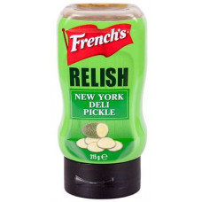 French's - New York Deli Pickle 320g (24-48h Lieferzeit)