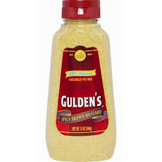 Gulden`s - Spicy Brown Mustard 340g (24-48h Lieferzeit)