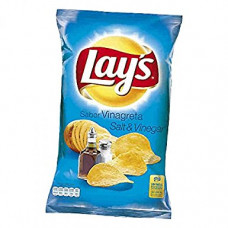 Lays - Sabor Vinagreta Salt & Vinegar Chips 170g (blau)