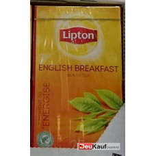 Lipton - English Breakfast Black Tea 25 Beutel (24-48h Lieferzeit)