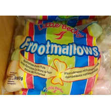 Little Becky - Fruitmallows Marshmallows fruchtig 280g (A) (24-48h Lieferzeit)