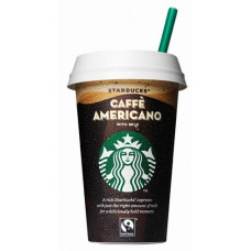 Starbucks - Discoveries Americano Cafe 220ml Becher Fertiggetränk (DK) (Kühlware)