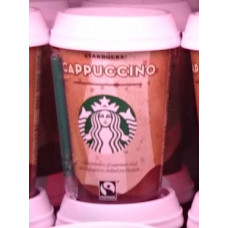 Starbucks - Discoveries Cappuccino 220ml Becher Fertiggetränk (DK) (Kühlware)