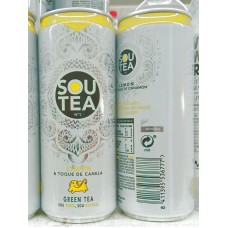 Firgas - Sou Tea No1 Limon Toque de Canela Green Tea Dose 330ml von Gran Canaria