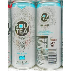 Firgas - Sou Tea No3 Melon Green Tea Dose 330ml von Gran Canaria