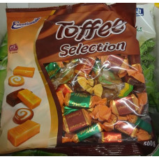 Emotionali - Toffee Selection Sahnekaramellbonbons Tüte 500g (24-48h Lieferzeit)