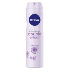 Nivea - Deodorant double effect 48h 200ml Spray (24-48h Lieferzeit)