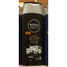 Nivea - Men Champu Active Clean Shampoo 250ml (24-48h Lieferzeit)