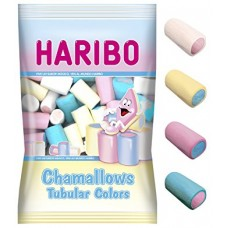 Haribo - Chamallows Tubular Color 250g (24-48h Lieferzeit)