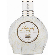 Mozart Chocolate Cream White Likör 15% Vol. 700ml (24-48h Lieferzeit)