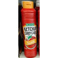 Kania - Ketchup Curry Suave 875ml (24-48h Lieferzeit)