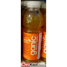 Ganic - Vitamin Water Sport Golden Rush Mango Citric 500ml (24-48h Lieferzeit)