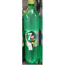 7UP Mojito Zero sugarfree Limonade PET-Flasche 1,5l (GB)