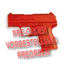 BONOWI - 2407338 Trainingswaffe Heckler & Koch Mod. P 2000 Compact Red-Gun