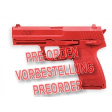 BONOWI - 2407316 Trainingswaffe Heckler & Koch USP 9mm/.40 Red-Gun
