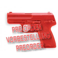 BONOWI - 2407324 Trainingswaffe Heckler & Koch USP 9mm/.40 Compact Red-Gun