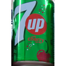 7UP Cherry Dose 355ml (USA)