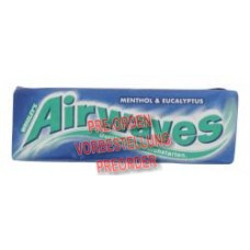 Airwaves Menthol & Eukalyptus Dragees
