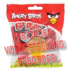 Angry Birds Lip Pops Lollipops 23g