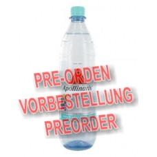Apollinaris Mineralwasser medium 1l Flasche MW
