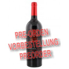 Apothic Red Winemaker's Blend lieblich 750ml