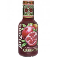 Arizona Green Tea Pomegranate 500ml (A)