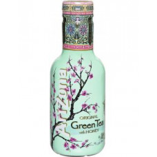 Arizona Original Green Tea with Honey 500ml (A) (24-48h Lieferzeit)