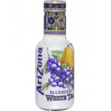 Arizona White Tea Blueberry 500ml (A) (24-48h Lieferzeit)