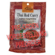 Aromax Thai Red Curry 77g