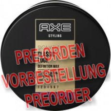 Axe Styling Signature Classic Look Definition Wax 75ml