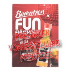 Berentzen Fun Fläschchen Apple Bourbon 6x0,02l