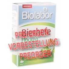 Biolabor Bierhefe Flocken 100g