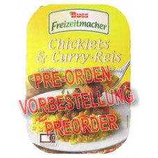 Buss Freizeitmacher Chicklets & Curry-Reis 300g
