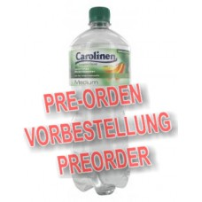Carolinen Mineralwasser medium 1l Flasche PET