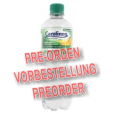 Carolinen Mineralwasser medium 500ml Flasche PET