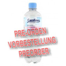 Carolinen Mineralwasser naturelle 500ml Flasche PET
