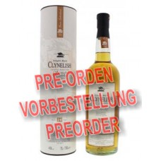 Clynelish 14 Years Single Malt Coastal Highland Scotch Whisky 700ml (D)