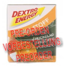 Dextro Energy Schulstoff Orange 50g
