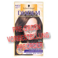 Diadem Seiden-Color-Creme 716 mittelbraun 142ml