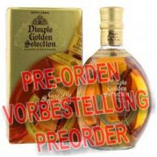 Dimple Golden Selection Blended Scotch Whisky 700ml